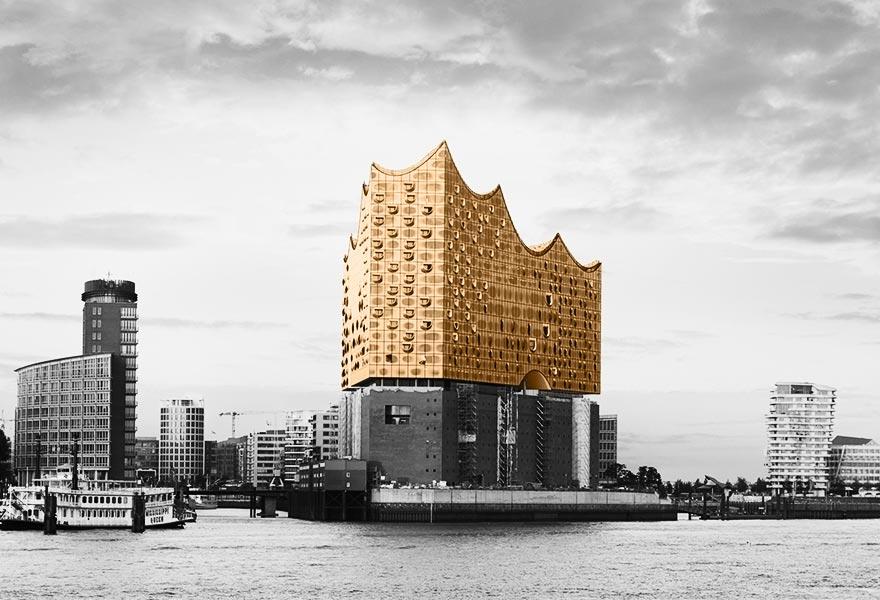 Hamburg, Heimathafen der Medien-Manufaktur MS BRuno